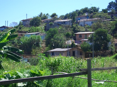 Favela in Campo Largo